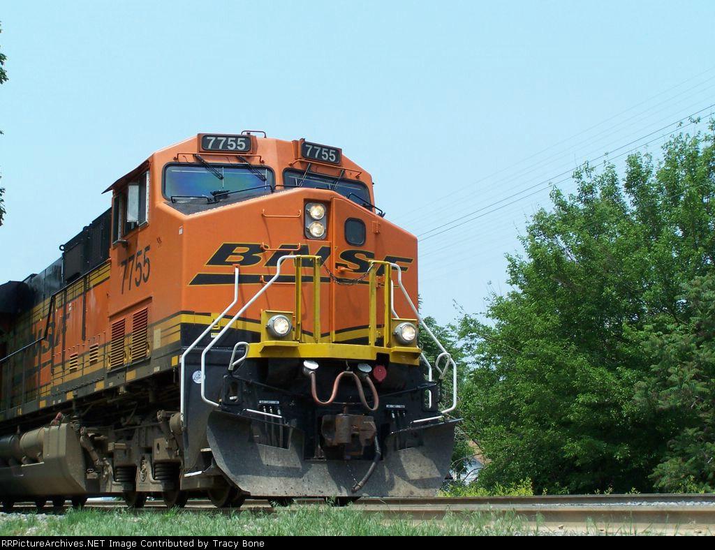 BNSF 7755