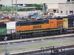 BNSF 7198