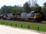 CSX #7725 & 7350