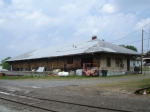 Southern Freight Depot (trackside)