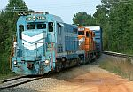 PDRR Train switching