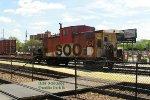 SOO 102 has equally rusty kin 91 in M'woky & 30 in Winona MN