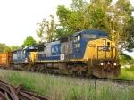 CSX 7880 & 8041