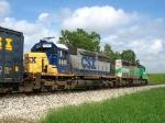 CSX 8440 & GCFX 3055