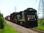 NS 3544 & 5044 leading 36E northward