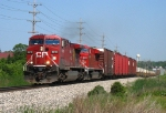 CP 9613 & 8809 rolling through the sag with X500-09