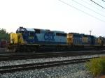 CSX 6479 & 6134