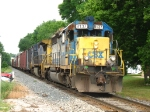 CSX 8137 & 7779 rolling east with Q326-21