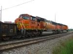 BNSF 9474 & 5879