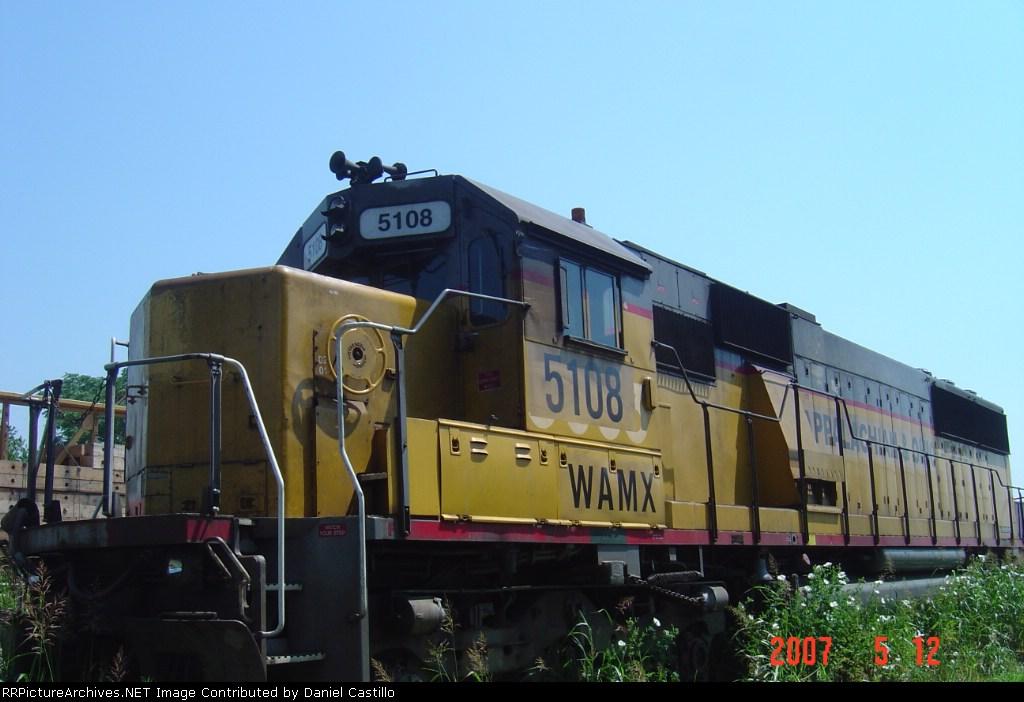 WAMX 5108
