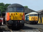56003, and 56057 'British Fuels'.