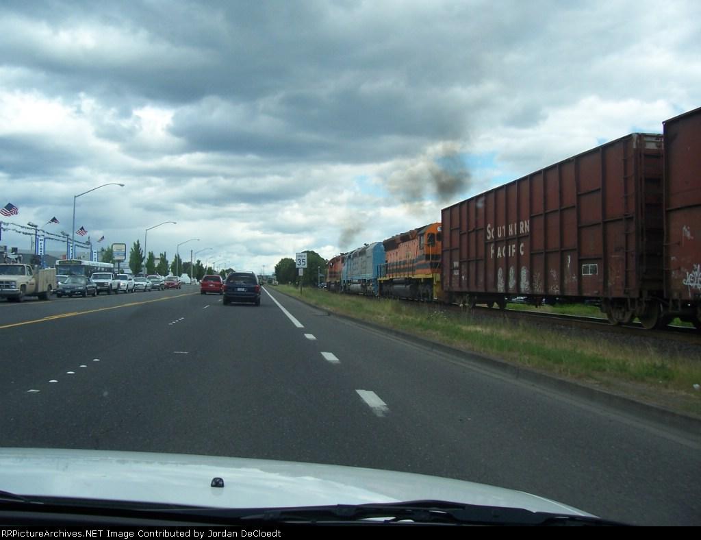 Engine Smoke