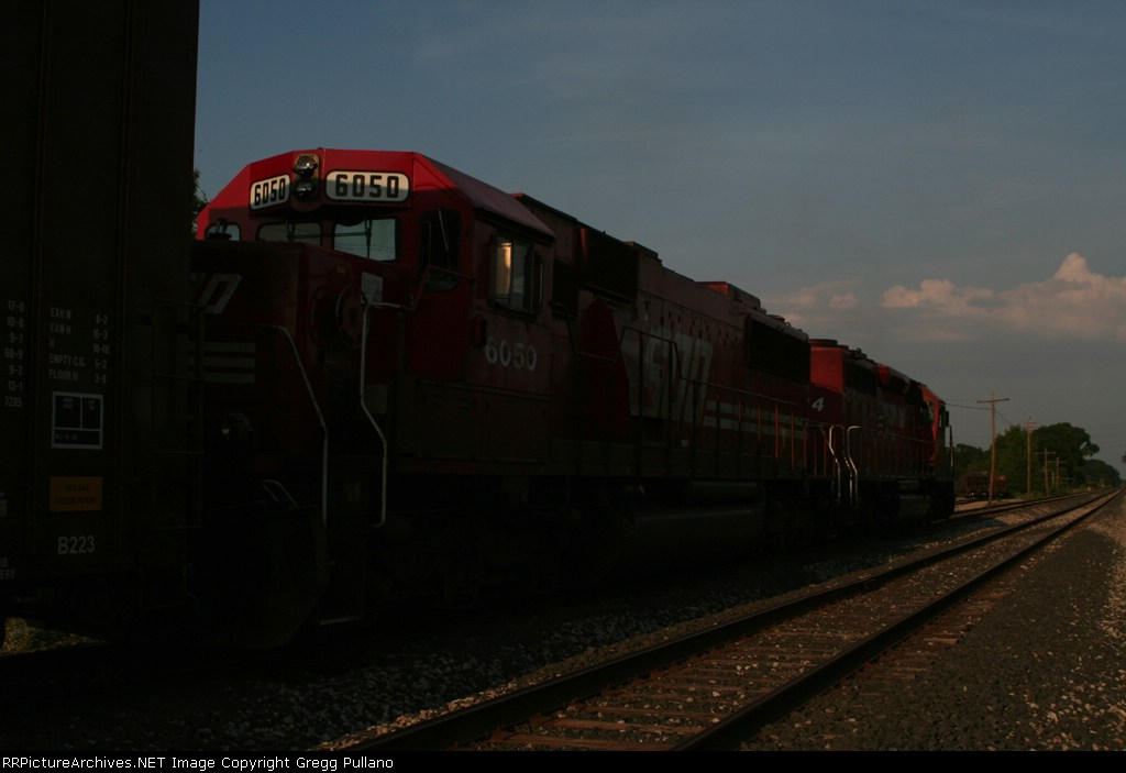 Soo Line 6050