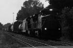 Conrail C40-8W 7301