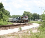 CSX Mixed Freight