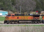 BNSF 4465