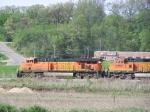 BNSF 7668