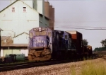 WB ENEL CR 5007 B-36-7 @ Oak Harbor Oh. June 1991