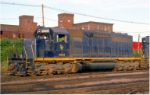 CNJ SD40 3062