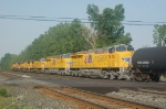 Union Pacific 7675, 7674 and more