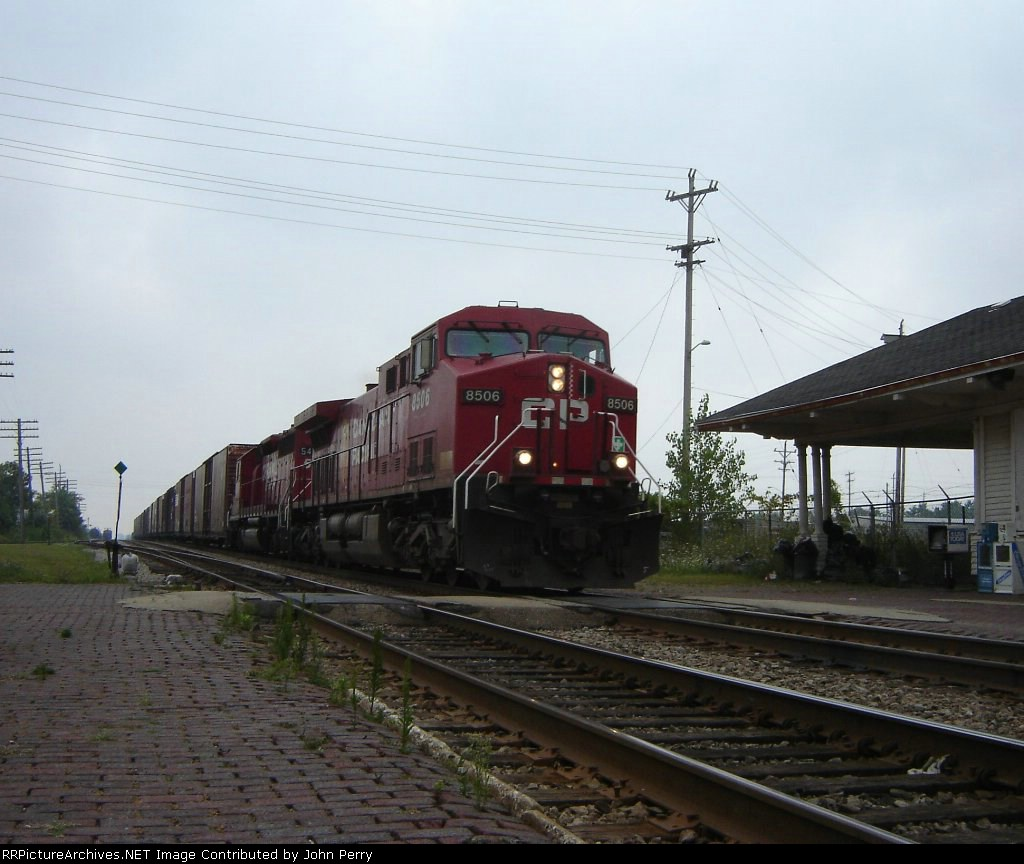 CP #8506 & 5478
