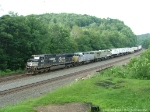 Westbound trailers