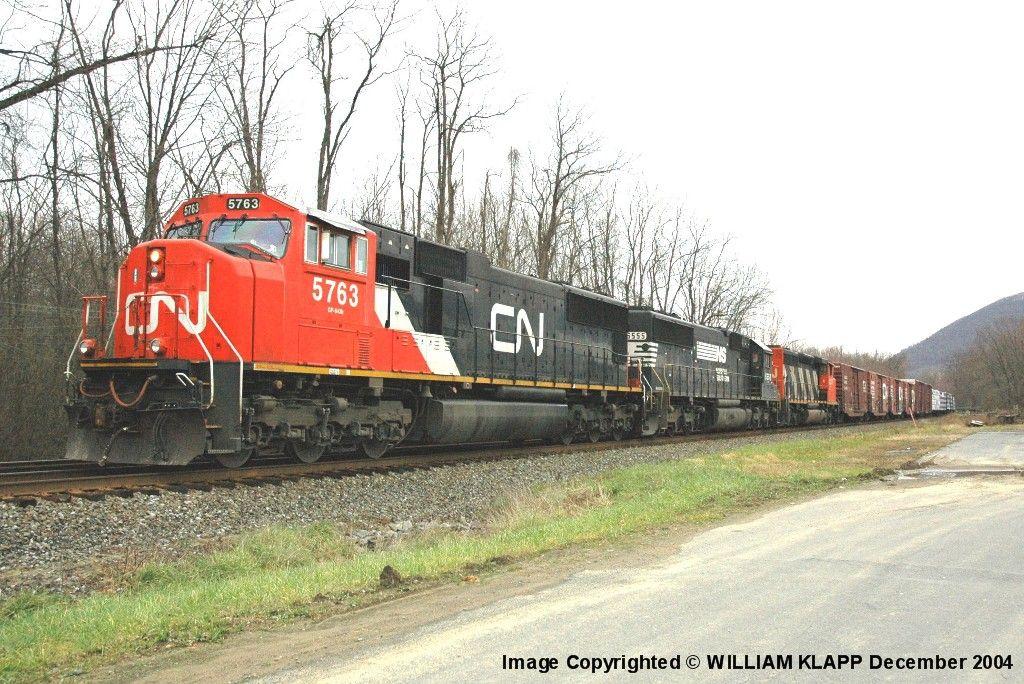 NS 30T CN 5763