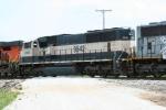 BNSF 9542