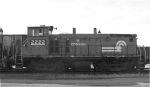 NS 2222 at York, Pa