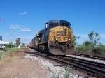 CSX 5270 & 672 Leading Q335-08 West