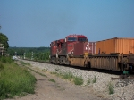 """CP 8563 East, Clear East End Fox, X500-09 Out"""