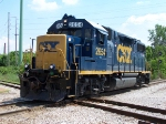 CSX 2654 Clattering Across The GRE Diamonds