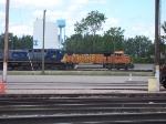 BNSF 8898 & CSX 94