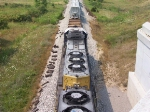 The Roof Of An SD50