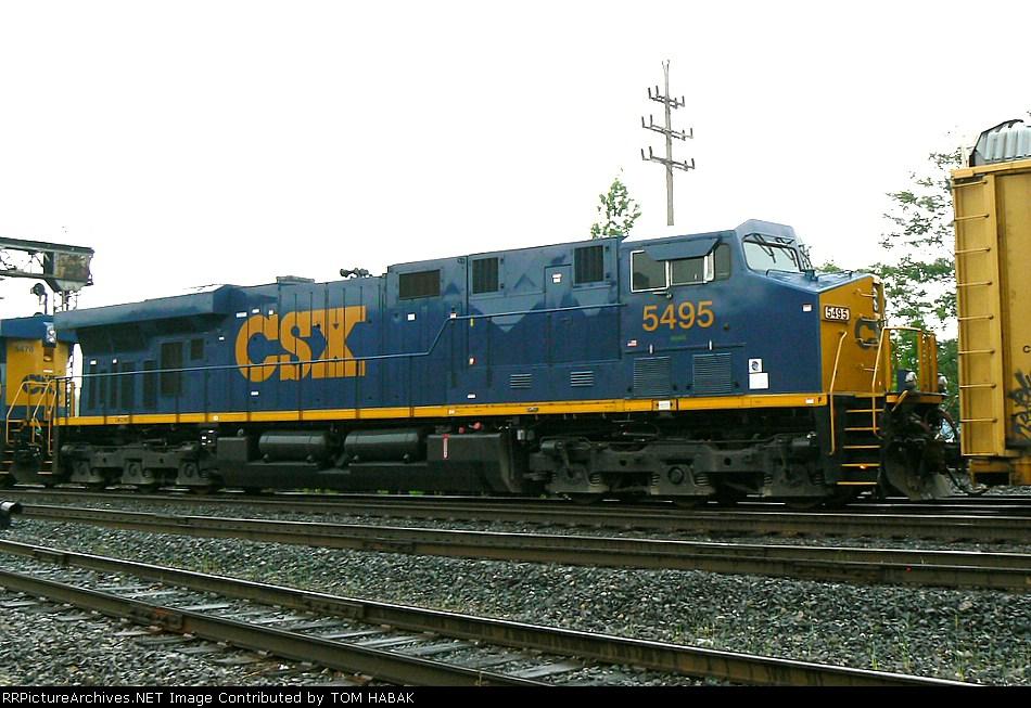 CSX 5495