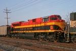 KCS 4043 on CSX N859