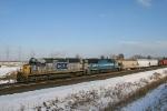 CSX 8418 on Q381-19