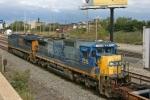 CSX 7515 on NS 070