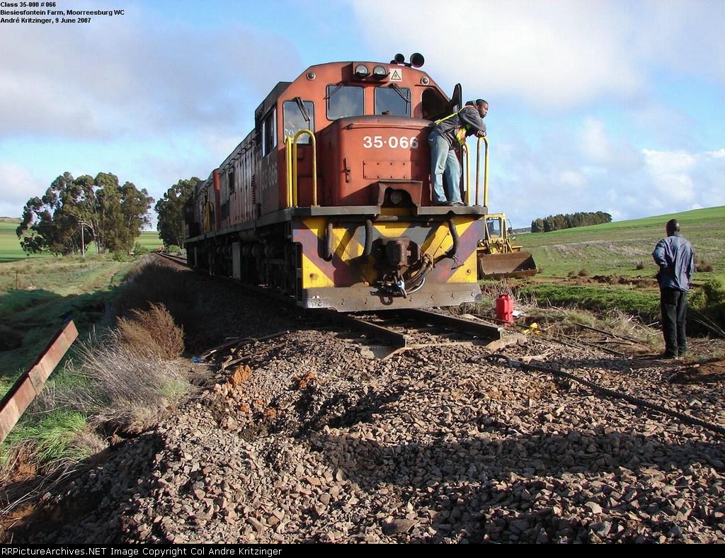 SAR Class 35-000