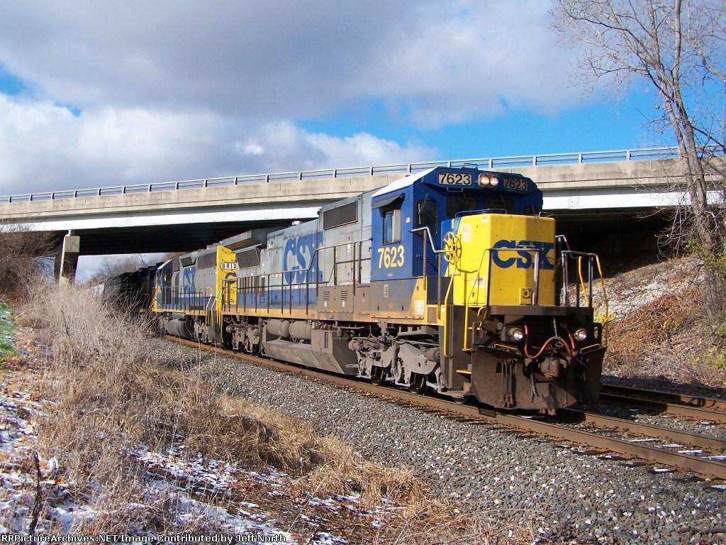 CSX 7623