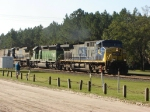 CSX #112, HLCX #7169, & CSX #7576