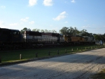 CSX #4680, 4677. UP 6997, & 5221