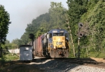 CSX 8034 splitting the signals with Q326-30