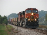 BNSF 976 leading Q148 eastward
