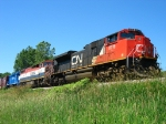 CN 8016, BCOL 4616 & GMTX 2684