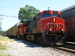 CN 2664 & IC 6256 leading M397 westward