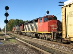 CN 5327 & 2554