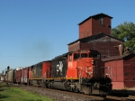 CN 5319 & 2446 at speed with M396