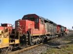 CN 6015 & 2563