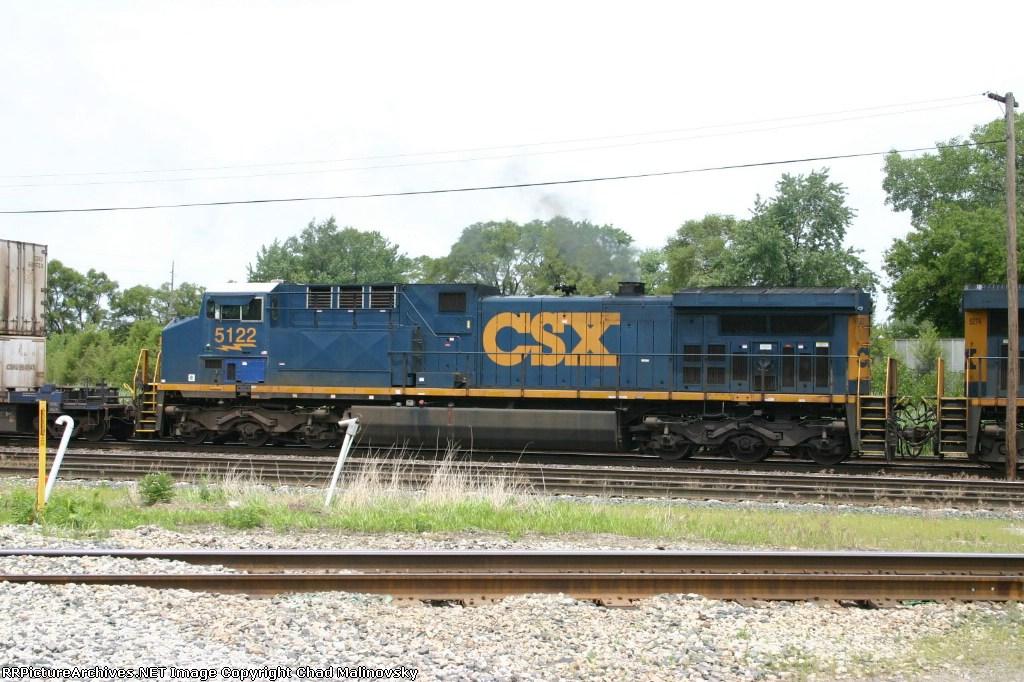 CSX 5122